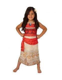 Costum Vaiana Disney Deluxe, copii 3-8 ani