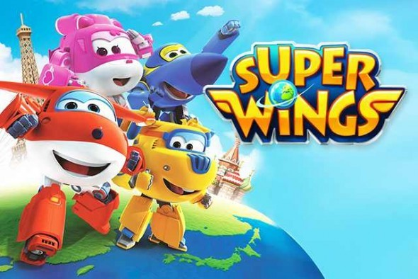 Super Wings (Super Aripi)