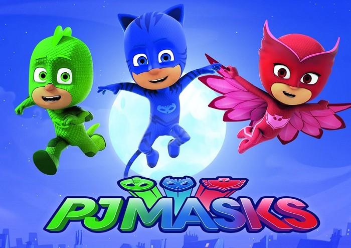 Eroii in pijama (PJ Masks)